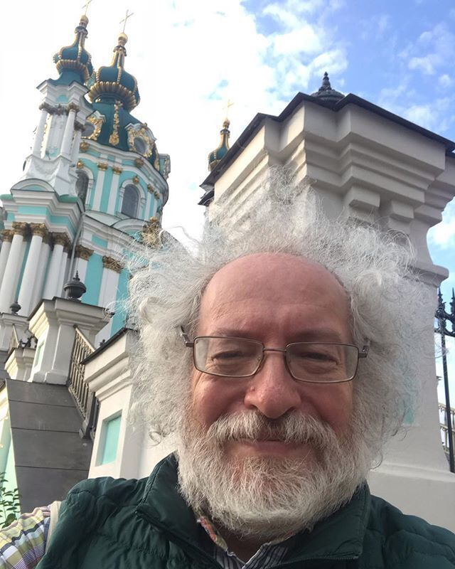 Олексій Венедіктов у Києві