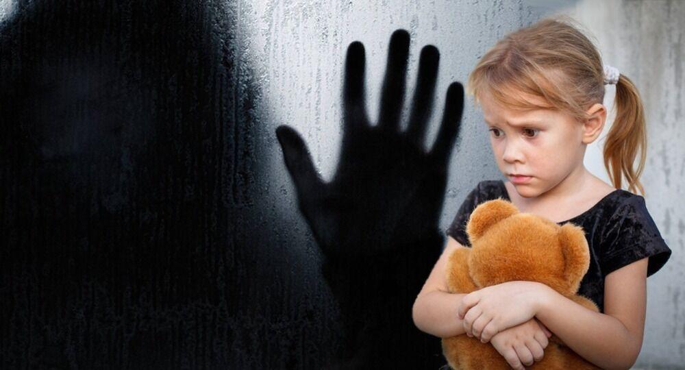 Насильство над дітьми (ілюстрація)