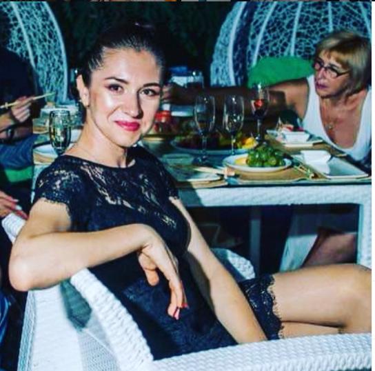 Ольга Бунина