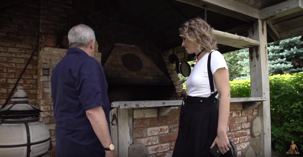Собчак показала будинок Макаревича