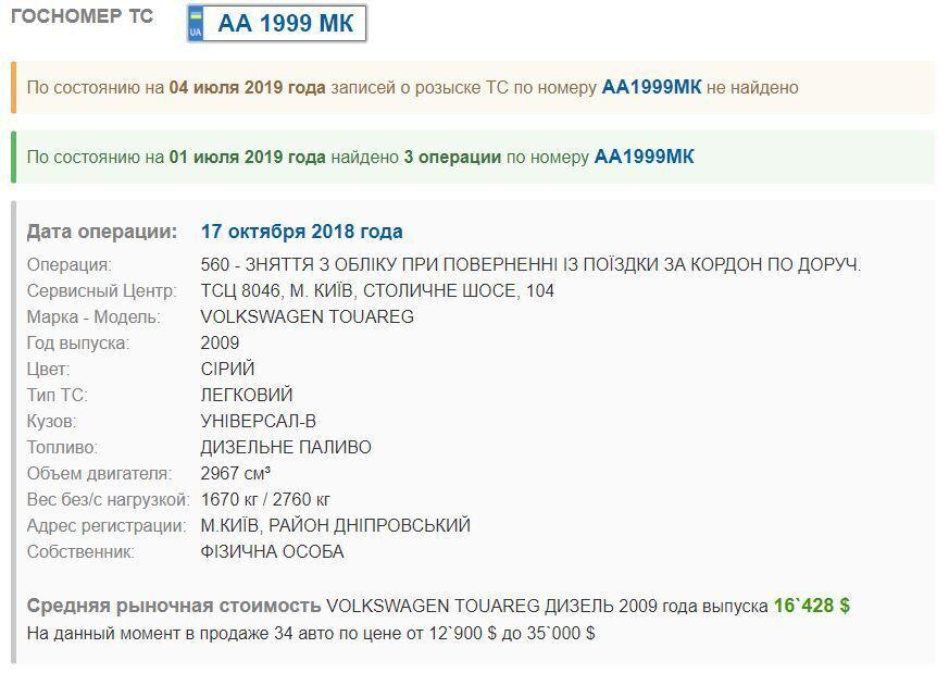 В Киеве разгорелся скандал из-за ребенка за рулем авто