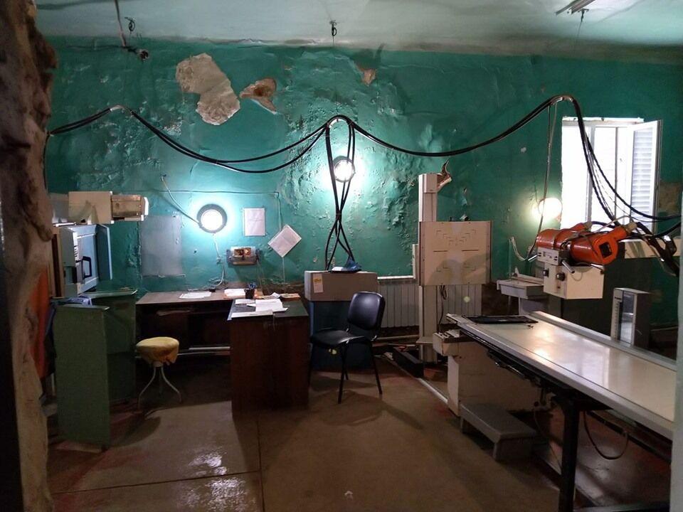 Рентген-кабінет в лікарні
