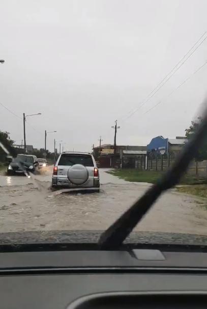 Потоп в Симферополе
