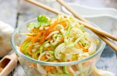 Рецепти п'яти дуже смачних страв з кабачками