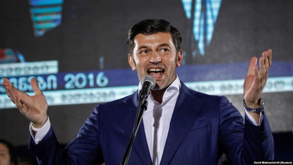Каха Каладзе в 2017 році обраний мером Тбілісі