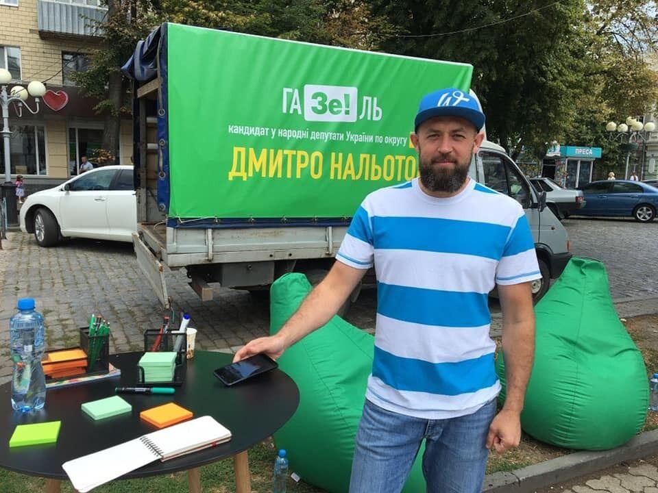 Дмитрий Налетов