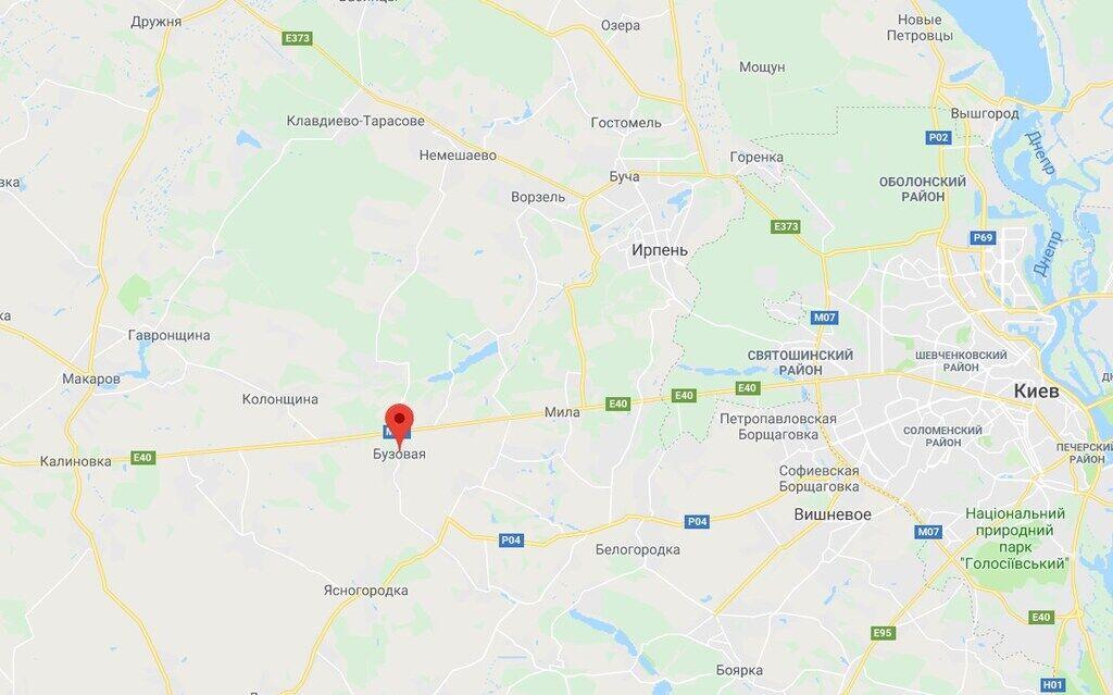 Под Киевом произошло ДТП с маршруткой: 3 погибших