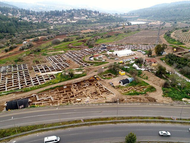 Древний город в Иерусалиме