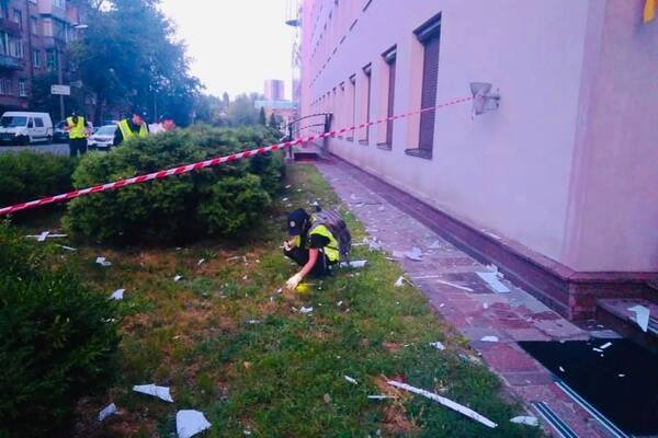 Обстріл телеканалу Медведчука: експерт вказав на важливий нюанс