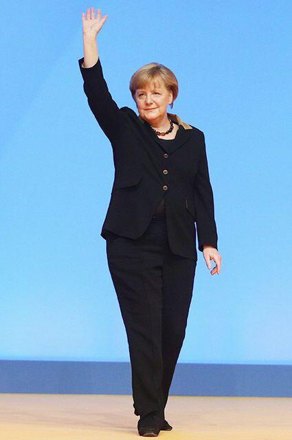 Ангеле Меркель — 65: как менялась канцлер