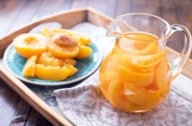 Рецепт самого вкусного компота из персиков, который следует заготовить на зиму