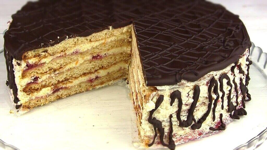 Три лучших рецепта тортов, которые восхитят гостей