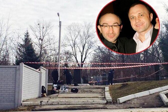 """Лучший друг Кернеса и """"партнер"""" Фукса Димент был застрелен на кладбище"""