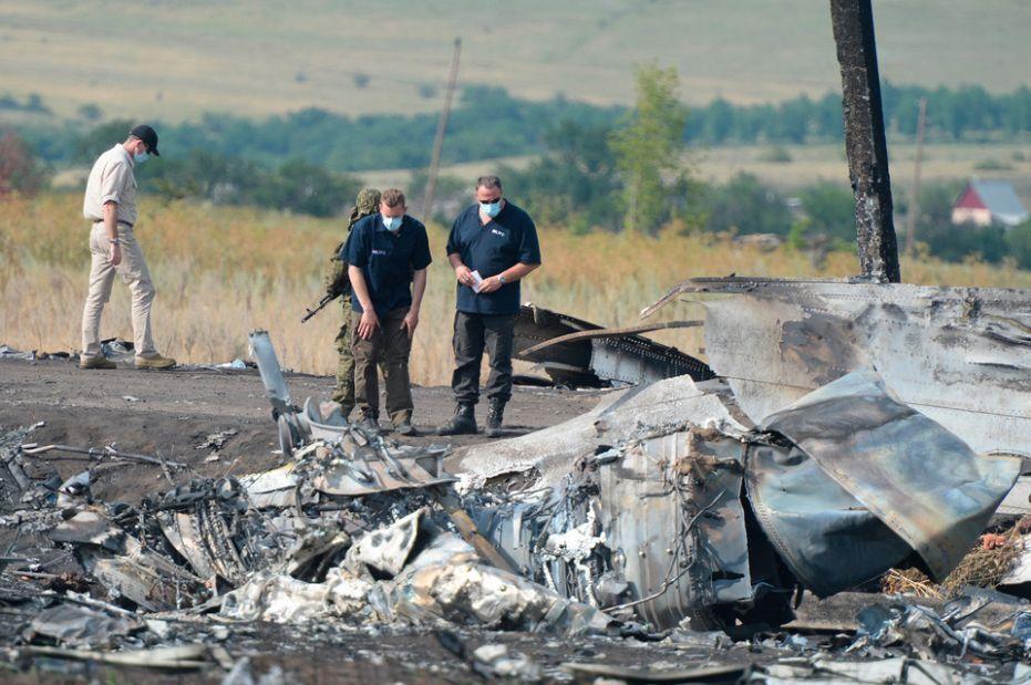 Катастрофа рейсу MH17