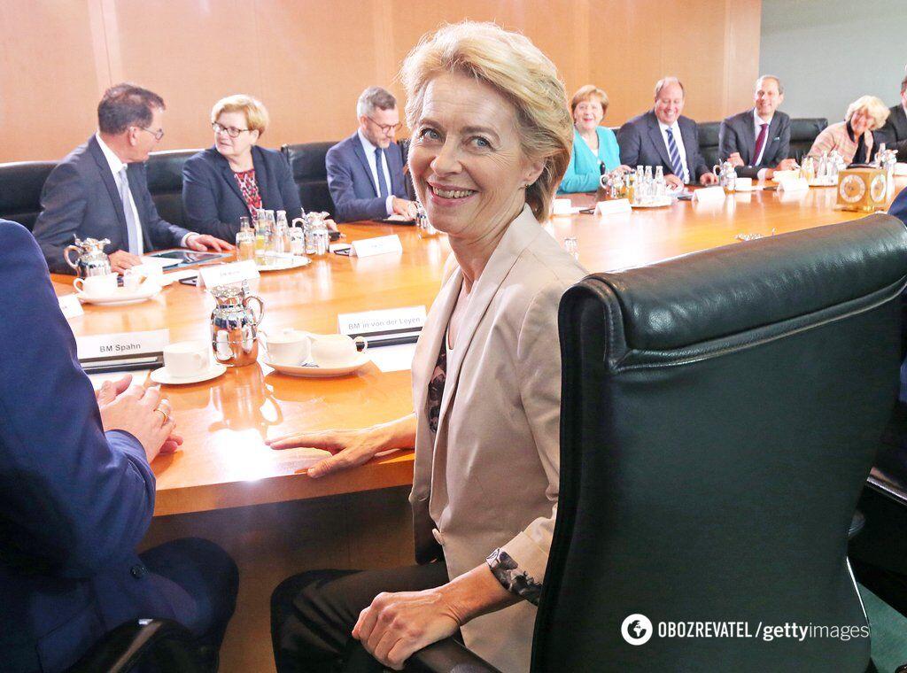 """""""Путин – уже не партнер"""": чем известна новая глава Еврокомиссии"""