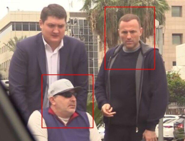 После первого тура выборов президента в Украине Фукс с Кернесом приехали к Коломойскому в Израиль