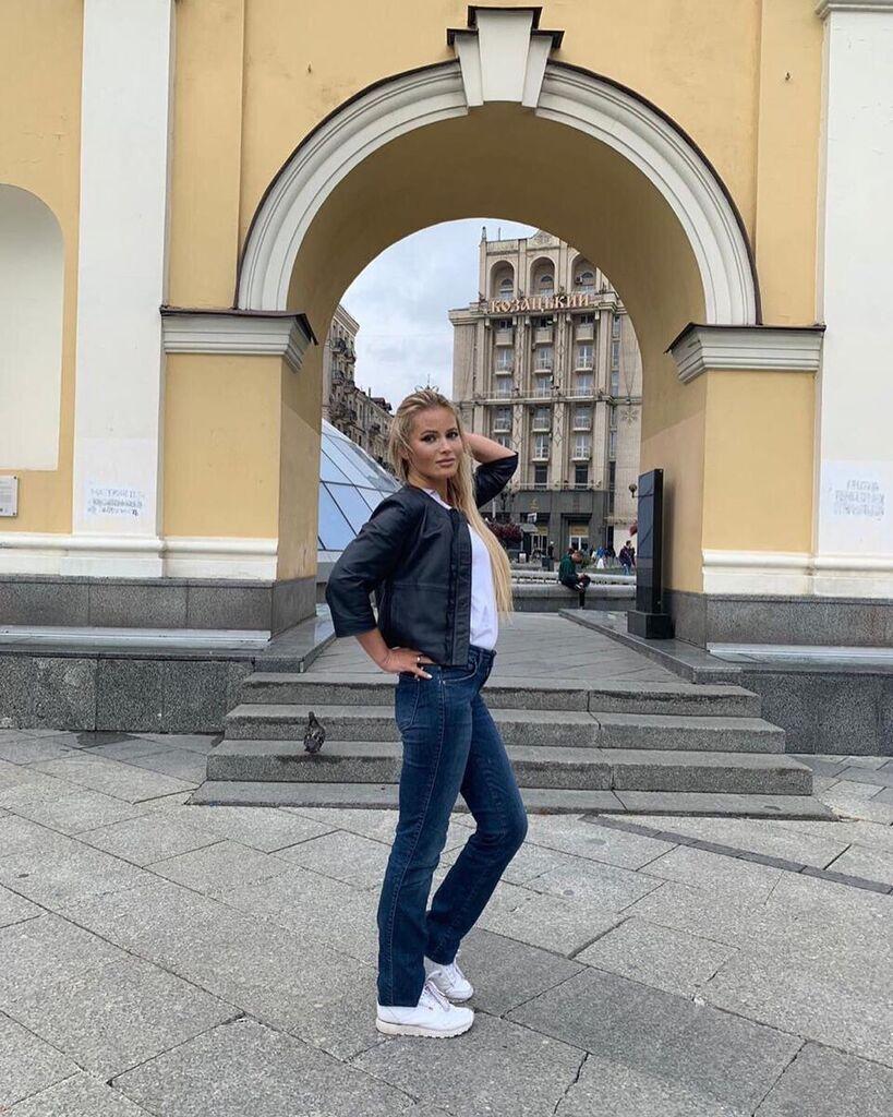Борисова в Киеве