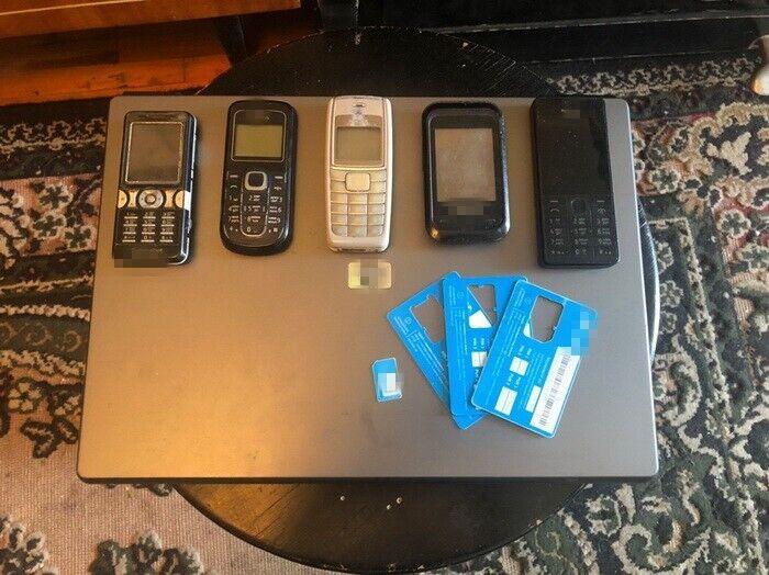 Правоохранители изъяли компьютер и телефоны
