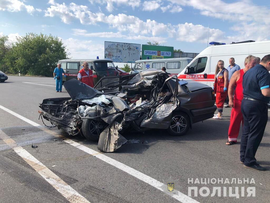 На трасі Одеса — Рені сталася ДТП: серед загиблих є дитина