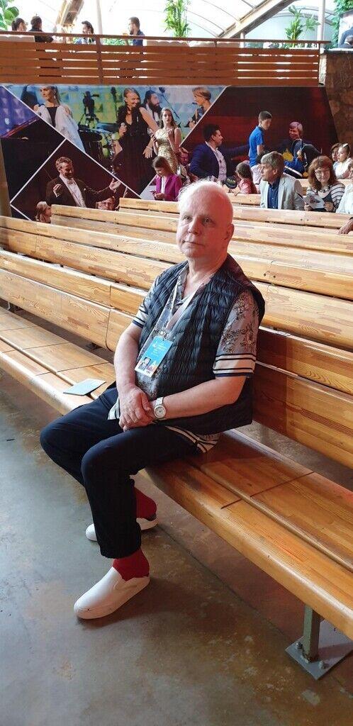 Борис Моїсеєва на фестивалі Вайкуле