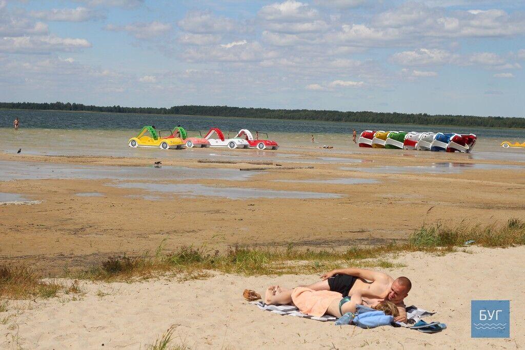 Самое глубокое озеро Украины на грани катастрофы