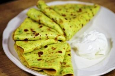 Рецепт неймовірно смачних млинців з кабачків