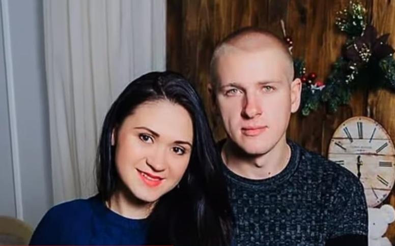 Богдан Бигус с женой