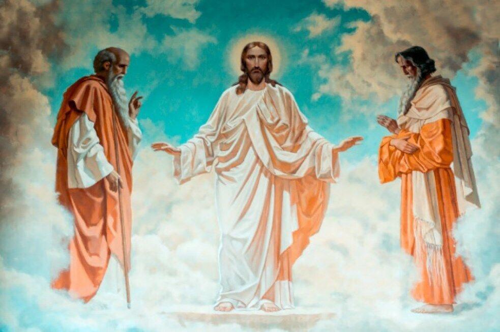 Преоборажение Господне и Яблочный Спас отмечают 19 августа