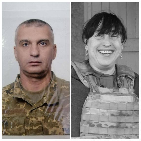 Сергей Майборода и Ирина Шевченко