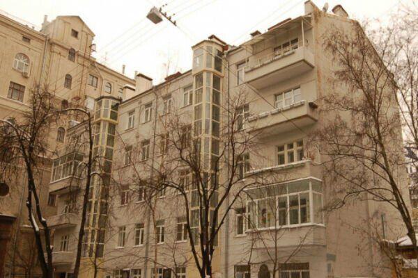 Квартира, в которой Бондарчук купил квартиру