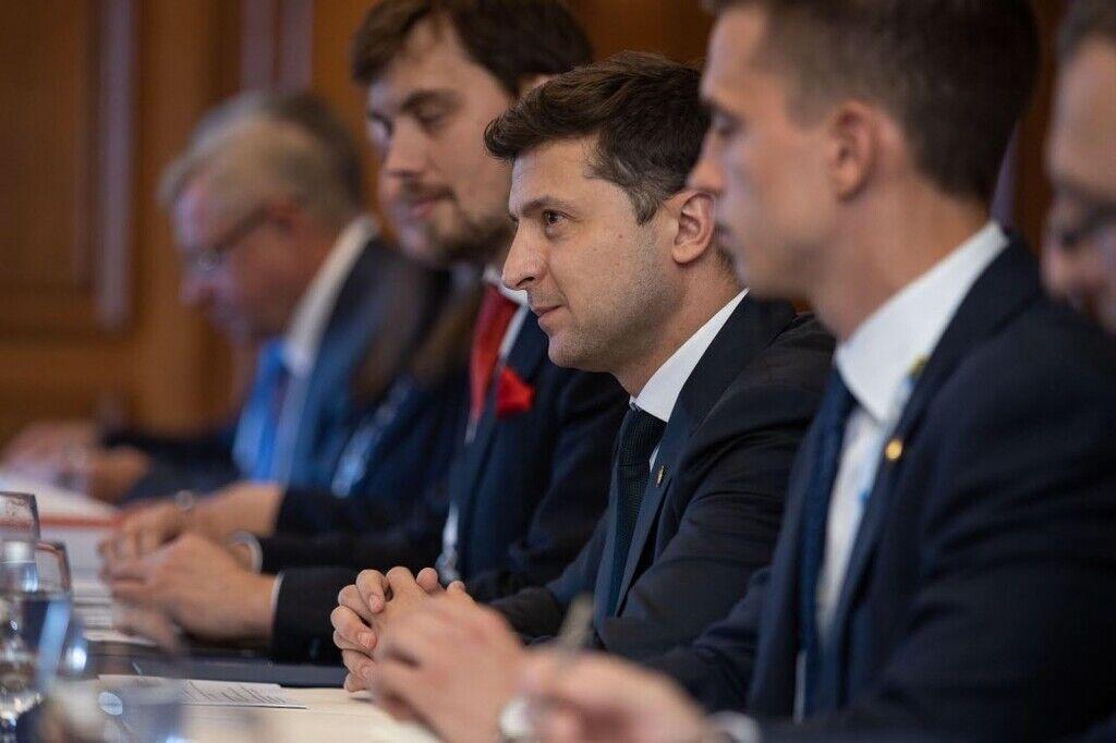 Зеленский провел первую встречу с Трюдо: о чем говорили