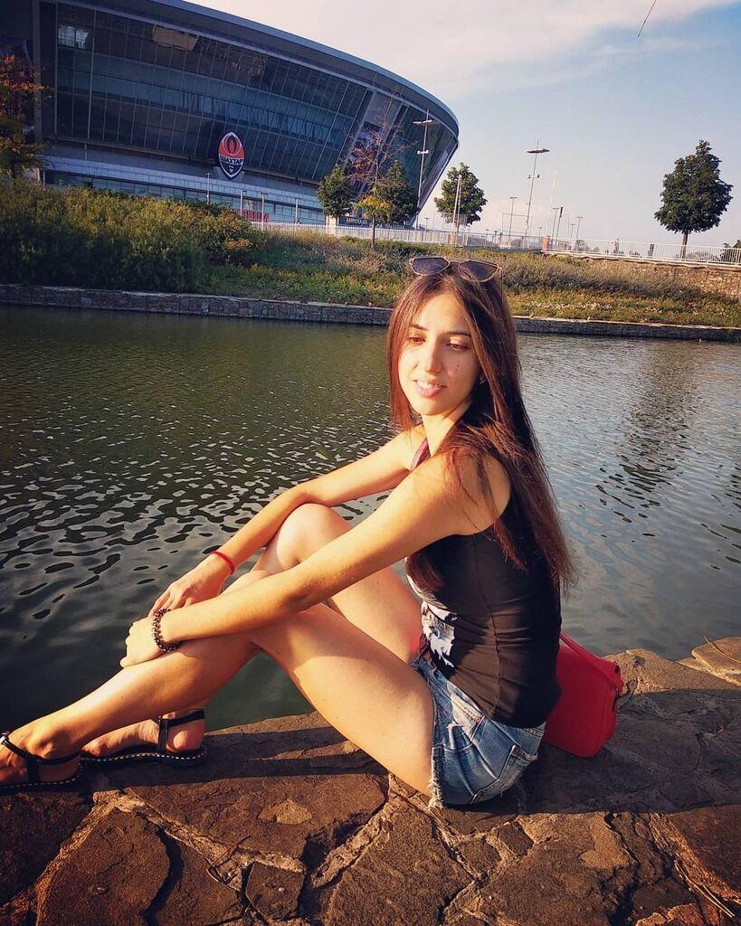 Даша Єгамова