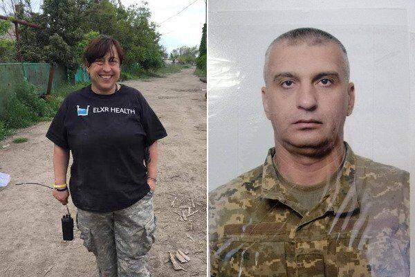 Ирина Шевченко и Сергей Майборода