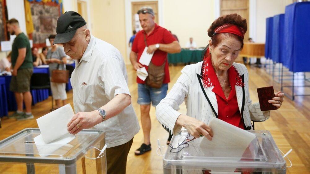 Выборы в Украине – вопрос не рациональный, а эмоциональный