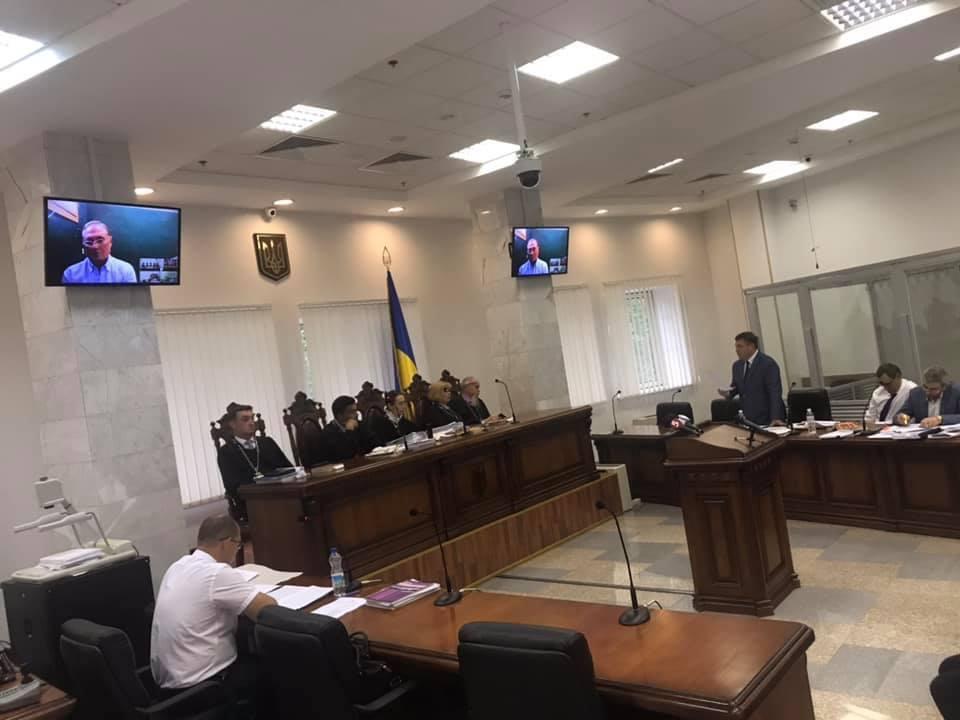 Суд по делу Ефремова