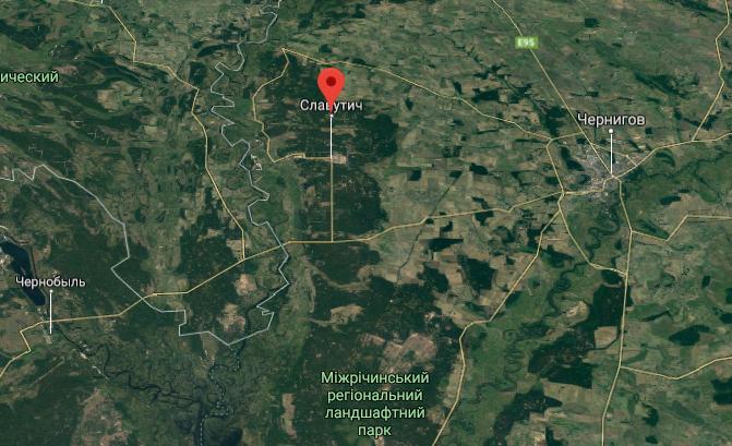 Убийство произошло в Славутиче Киевской области