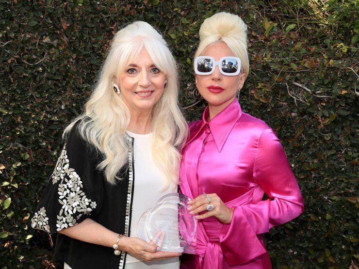 Синтия Джерманотта и Леди Гага