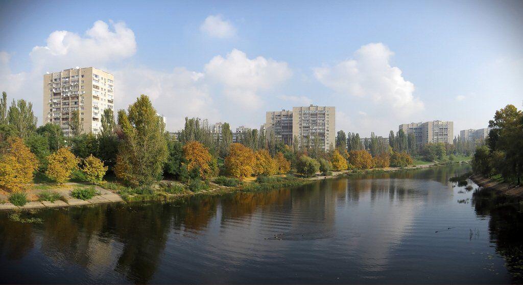 Канал на Русановке
