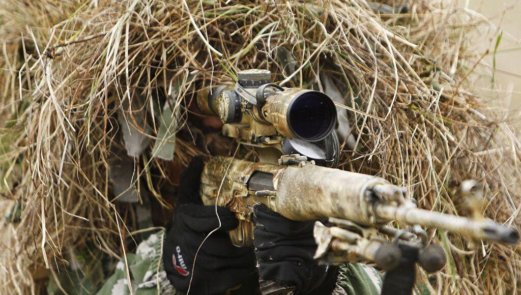 Генерал рассказал, зачем Путин прислал снайперов в Донецк