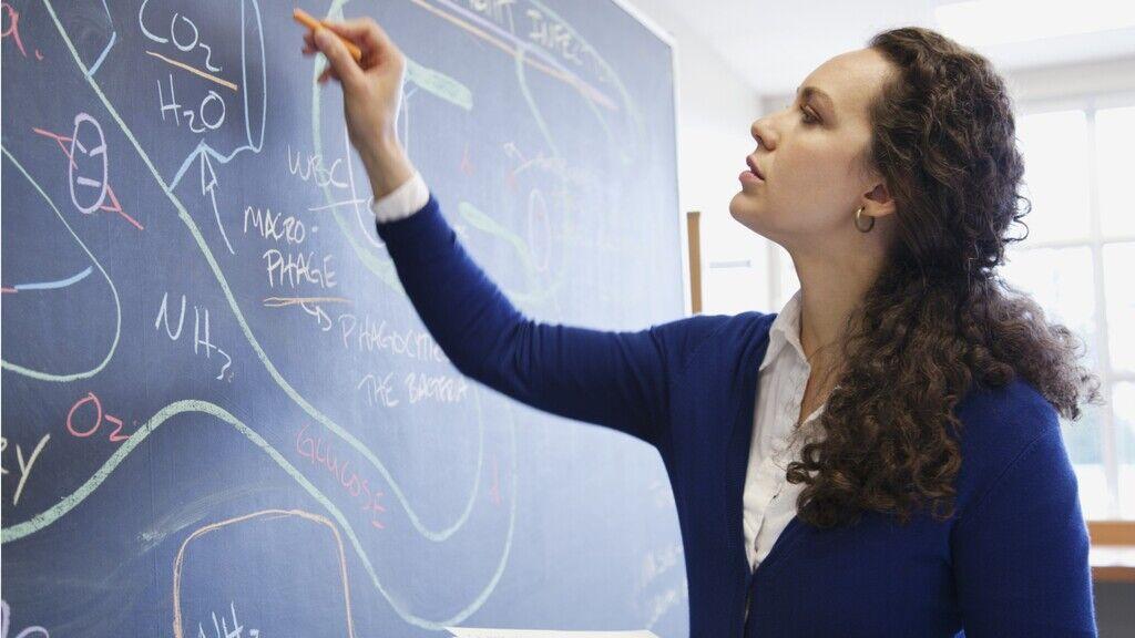 """У Зеленського вважають, що зарплата вчителів має бути """"максимально можливою"""""""