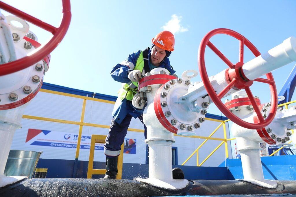 Нефтепровод Дружба
