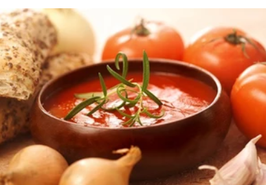 Рецепт гаспачо с необычайно свежим и насыщенным вкусом