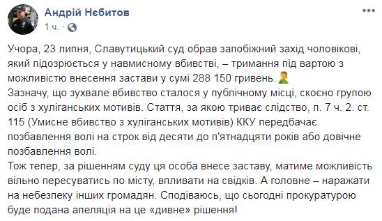 Убили у всех на виду: новый поворот в преступлении под Киевом