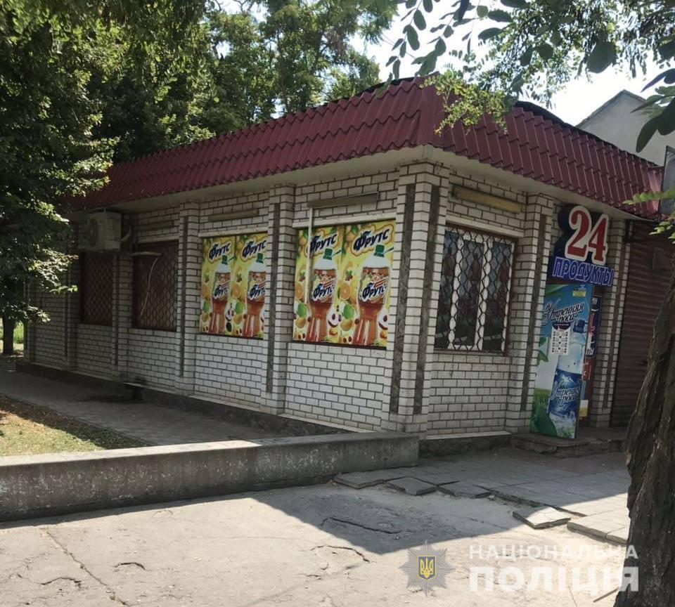 Под Днепром мужчина напал на приятеля из-за долга