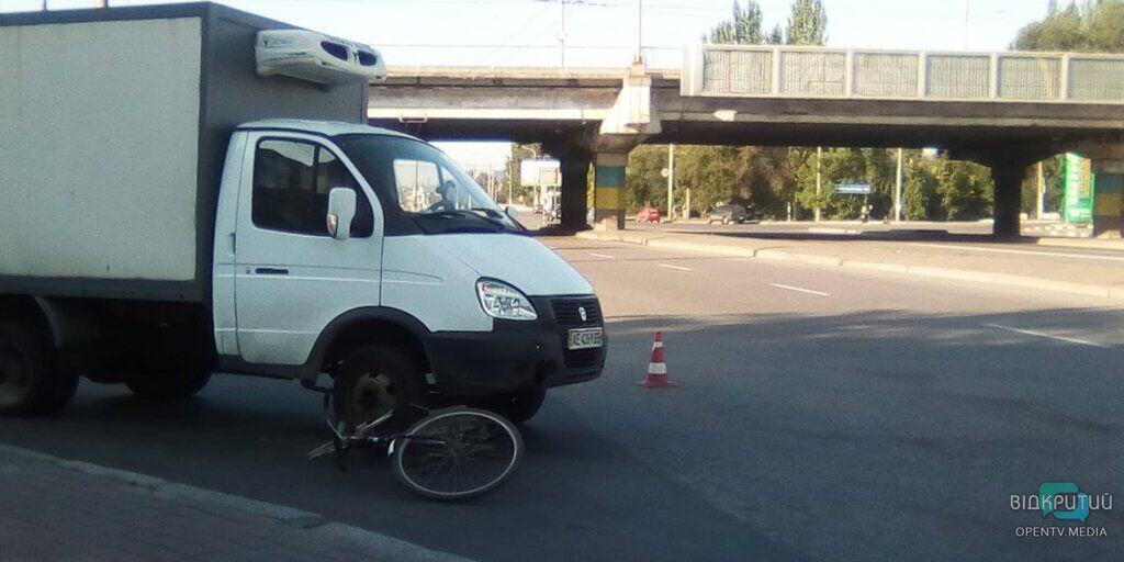 ДТП в Днепре на Слобожанском проспекте