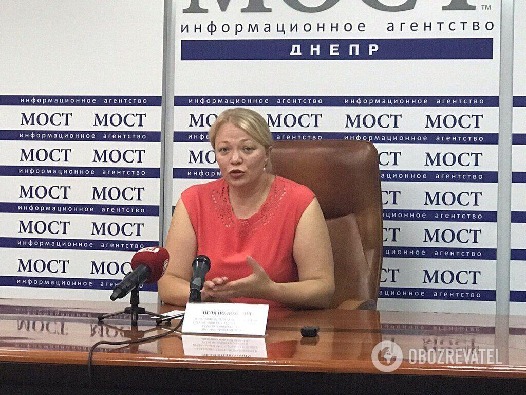 Неля Полюхович
