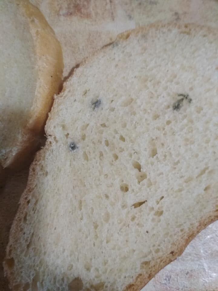 Зіпсований хліб