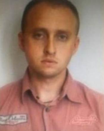 Подозреваемый Артем Шустов