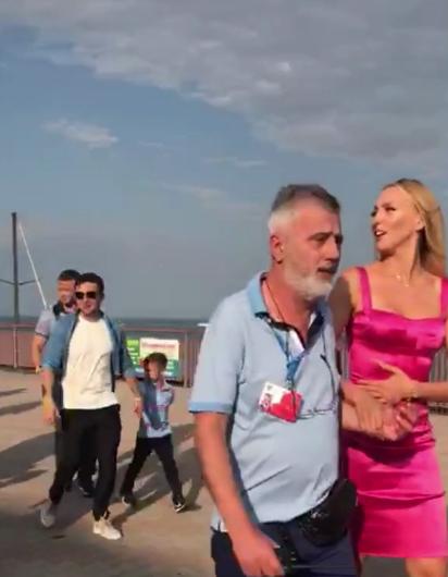 Зеленский приехал в Одессу