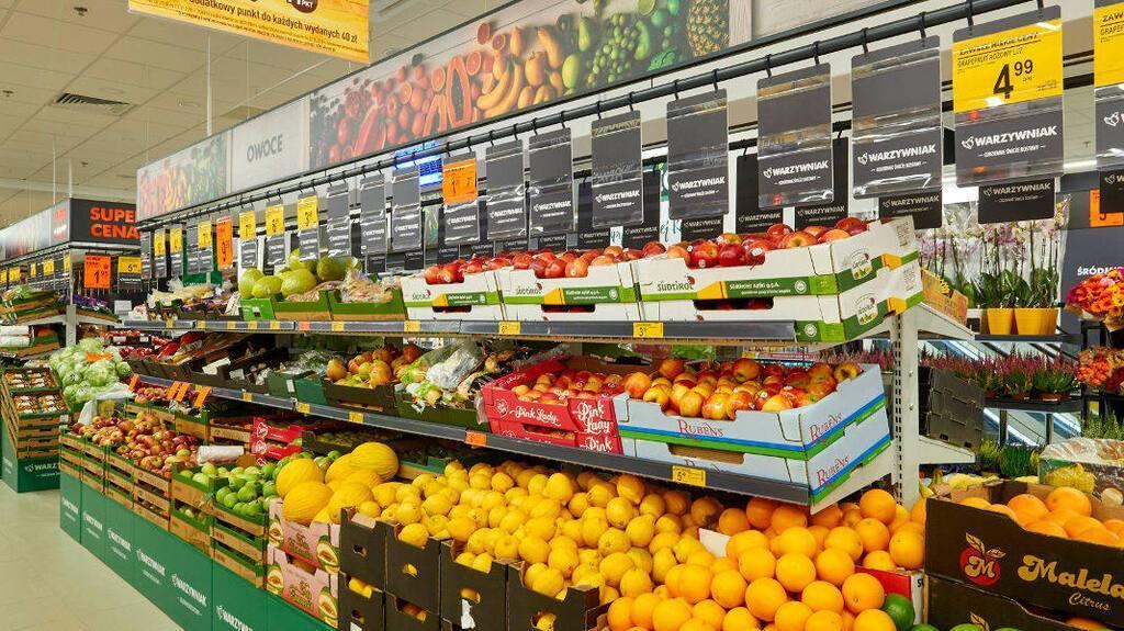 Супермаркет в Польщі